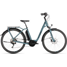 Cube Town Sport Hybrid Pro 500 Easy Entry Blue'n'Black